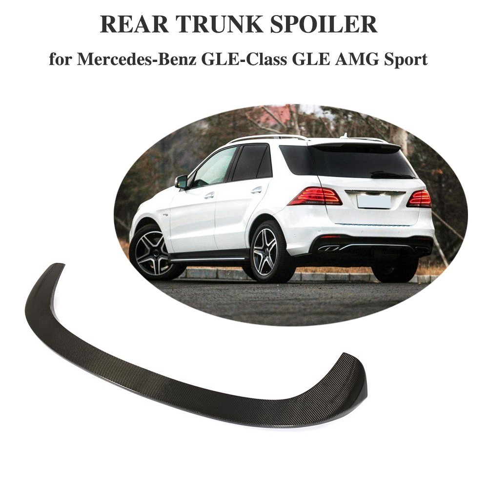 Carbon Fiber For Mercedes Benz GLE Class GLE43 AMG GLE300