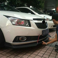 Guard Coche Parachoques Auto Molding Modification Car styling Car Style Bumper Protector Styling Mouldings FOR Chevrolet Cruze