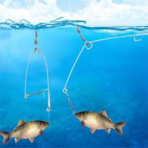 Fishing-Hook Automatic Universal Lazy-Person All-The-Water All-Kinds Full-Speed Suitable-For