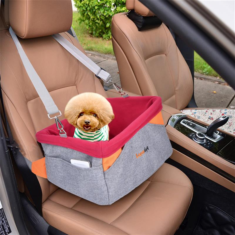Pet Dog Carrier Pad Waterproof Dog Seat Bag Basket Pet Products Safe Carry House Cat Puppy
