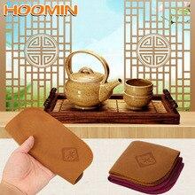 HOOMIN чайное полотенце стол чайная посуда приспособления кухонные аксессуары льняные Столовые Салфетки