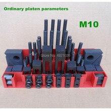 Clamping-Set Milling-Machine 58pcs-Mill M10 Metal-Quality