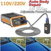 Soft Car Dent Repair Remover Heat Induction System Machine Electro magnetic Machine Led Light Debosselage Sans Peinture