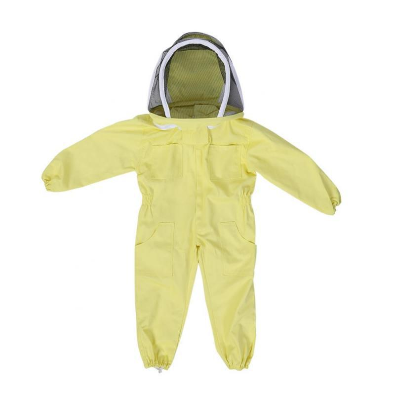 Professional Children Beekeeping Suit Bee Beekeepers Bee Protective Equipment Farm Visitor Protect