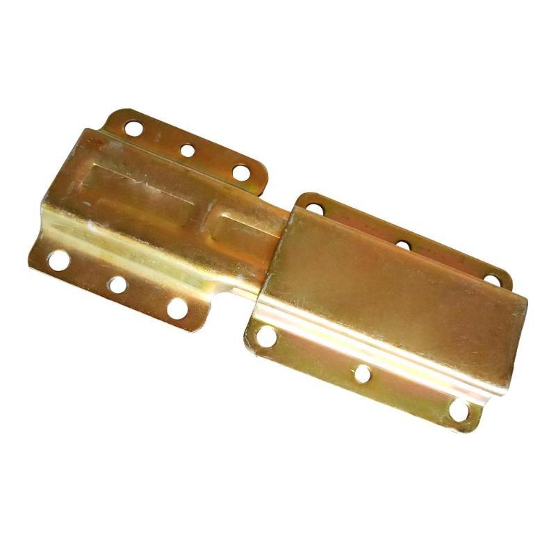 100% Kwaliteit 2 In 1 Metalen Insert Knop Sofa Connector Meubels Hardware Sofa Scharnier
