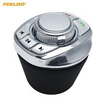 FEELDO форма чашки 8 пользовательских функций автомобиля беспроводной руль управления Кнопка для автомобиля Android DVD/gps NV плеер# FD5677