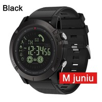 Zeblaze VIBE 3 Smart Watch For IOS And Android Flagship Rugged Smartwatch 33 month Standby Time 24h All Weather Monitoring clock