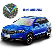 Windshield Sun Shade Universal Hassle-Free Car Sunshades Keep Your Vehicle Cool UV Heat Reflector Car-styling Accessories