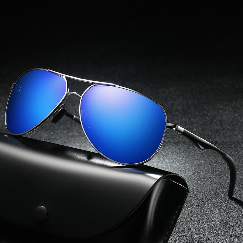 cafe4f9009 BAVIRON ciudad ojo tortuga gafas de sol de las mujeres, lentes polarizadas,  gafas Retro