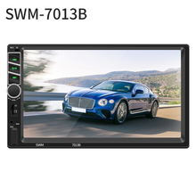 SWM 7013B 7 Inches Bluetooth MP4 MP5 Player Stereo Audio 1080P Video Player with FM Radio Rear View TF Remote Control