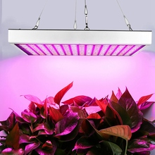 цена на LED Plant Growing Light  AC 85-265V 45W Indoor Plants Blue+Red Square Plant Grow Lamp For Greenhouse