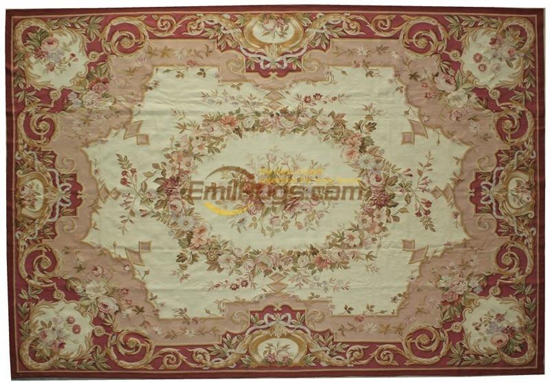 French Carpet Wool Carpet A Living Room Wool Carpet A Living Room Household Pure Wool Carpet A Living Room 100% Woolgc88aubyg2