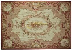 Французский ковер Шерсть ковер гостиная Бытовая ковер из чистой шерстяной гостиная 100% Woolgc88aubyg2