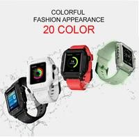 2018 New waterproof Sport strap case cover For Apple watch series 3 2 1 iwatch bands 42mm 38mm bracelet wrist belt watchbands