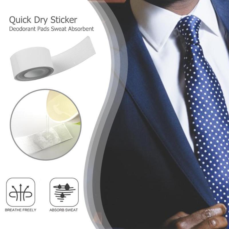 1pc/12pcs Disposable Collar Underarm Armpit Sweat Pads Patches Deodorants Stickers Deodorants Stickers