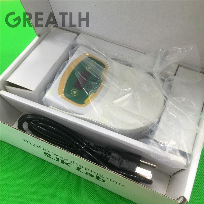 Dental Wax Heater Digital Dental Lab Wax Pot Dipping Unit  Dental Lab Equipment