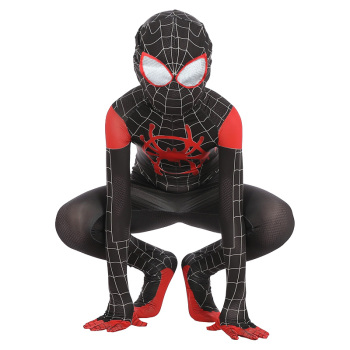 New Spider-Man Into The Spider-Verse Costume