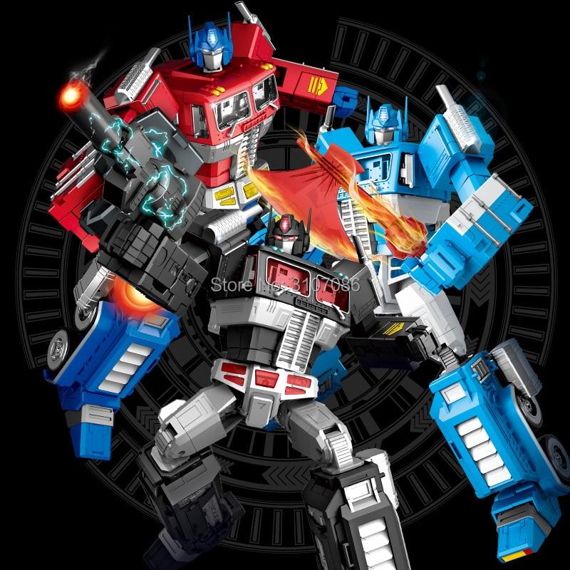 G1 YX MPP10 Transformation OP Commander mpp 10 mmp10 mmp 10 Alloy Eye Light Oversize Action