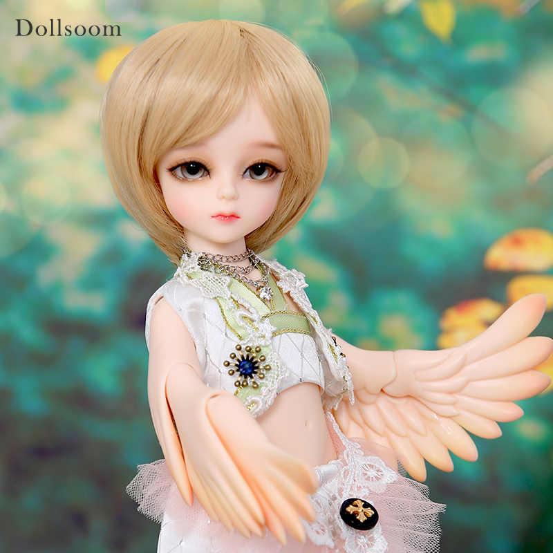 Новое поступление Alk Yrie BJD кукла 1/6 птичка Windie Орел эльфы Teenie Gem мини детские Fullset вариант FANTANSY Ангел