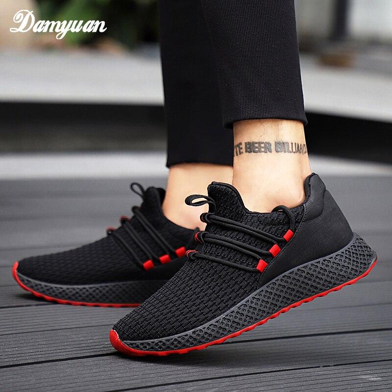 Damyuan 2019 New Fashion Classic Men Shoes Flyweather Casual