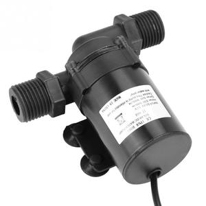 Image 5 - Low Noise Mini Brushless DC 12V Water Pump JT 660D 12 Flow 1000L/H Submersible Pump For Solar Water Heater Hot Sale