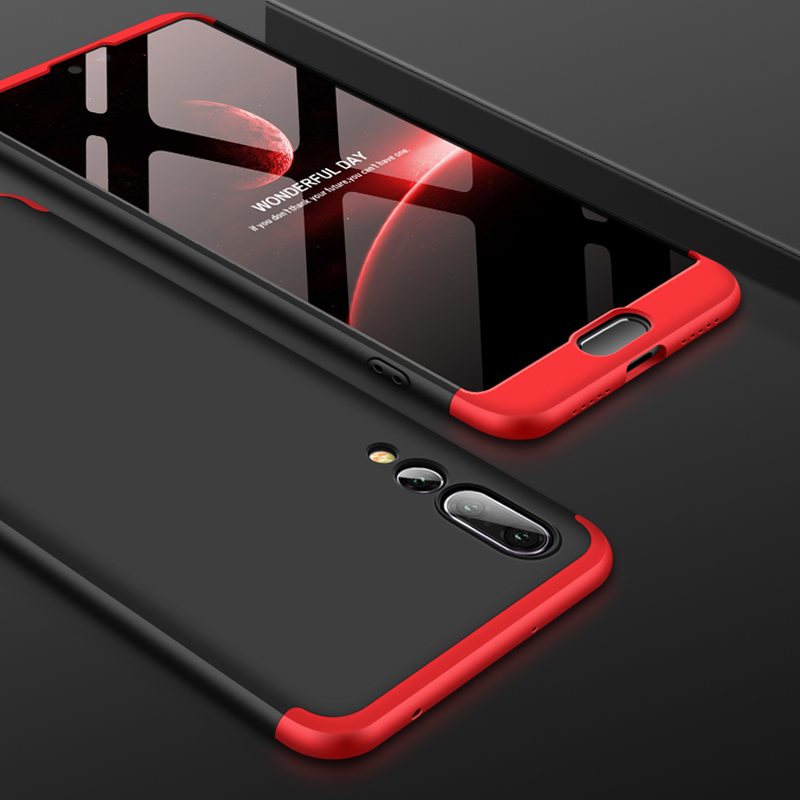 Huawei <font><b>P20</b></font> <font><b>Case</b></font> <font><b>360</b></font> Full Protection Back Cover shockproof Protector for Huawei <font><b>P20</b></font> Huawei P 20 <font><b>P20</b></font> EML-L29 EML-L09 EML L29 L09 image