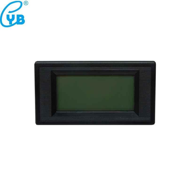 Ampèremètre numérique AC 0-10A indicateur de compteur de courant ampèremètre numérique LCD avec Shunt 10A/75mV moniteur de courant ampèremètre
