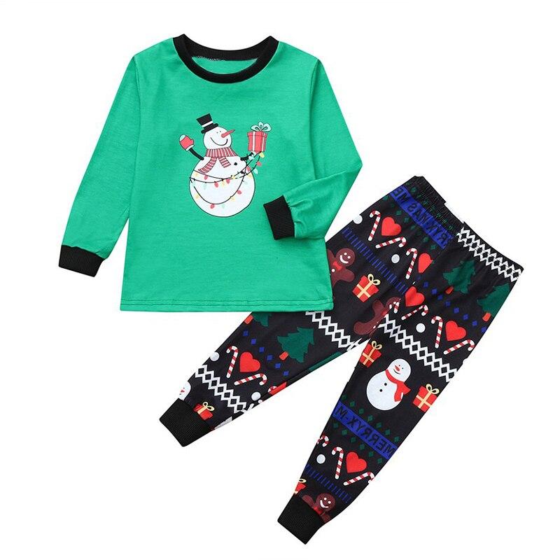 Weihnachten Familie Pyjamas Set Pjs Kidsgirl Mama Papas Nachtwäsche Weihnachten Geschenk Nachtwäsche Party Anzug Pyjamas Set Familie Passende Kleidung Online Rabatt