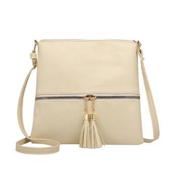 2019 Women Fashion Shoulder Bags Small PU leather Messenger Crossbody Bag Designer Ladies Zipper HandBags Hot Sale bolso mujer