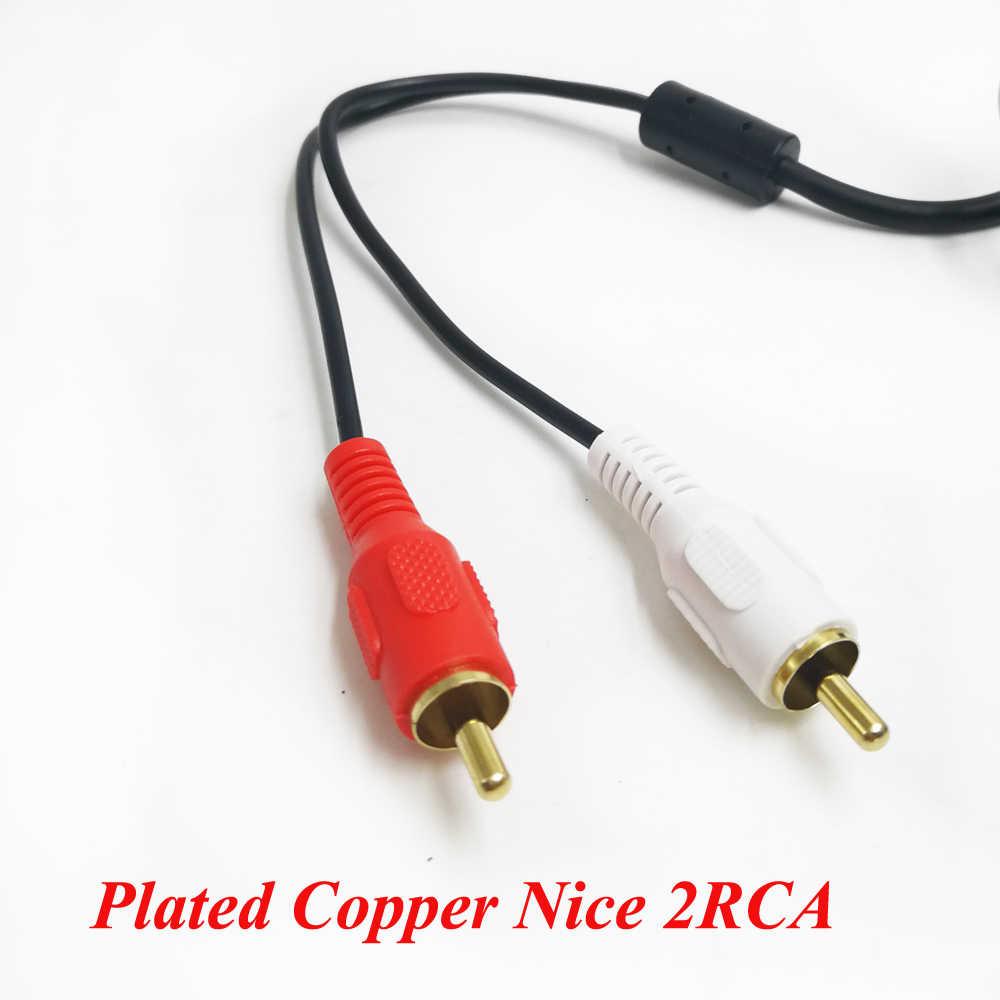 biurlink 1 5m rca usb cable adapter switch 3 5mm audio jack aux usb cable extention  [ 1000 x 1000 Pixel ]