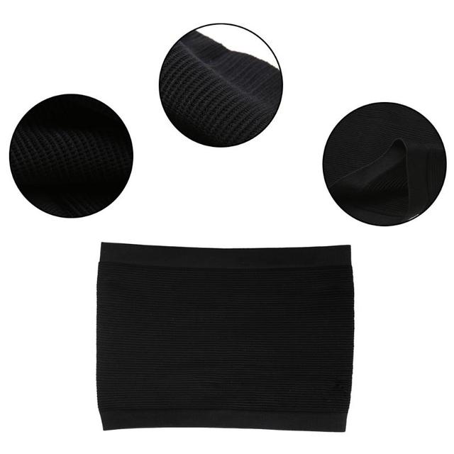 Body Shaper Men Slimming Waist Trimmer Belt Fat Slim Belt Tummy Cellulite Burner Tummy Control Stomach Girdle 2 Sizes 4