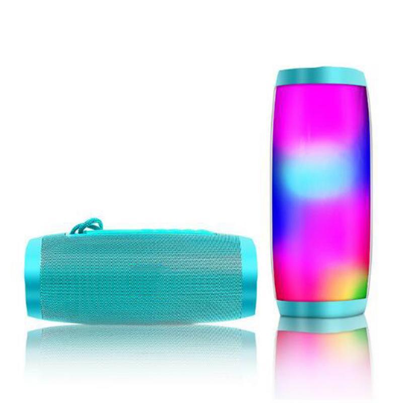 Portable Speaker Bluetooth Sound-Player Usb-Fm-Radio Stereo Waterproof Outdoor Wireless