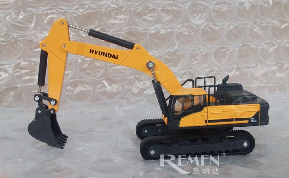 1/87 HYUNDAI HX520L pelle modèle moulé sous pression jouet NIB-in Jouets véhicules from Jeux et loisirs    1