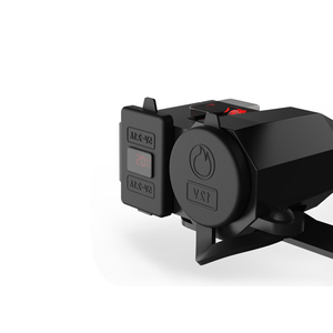 Image 5 - 3 で 1 デュアル USB 携帯電話充電器防水急速充電と互換性デジタルディスプレイ iphone huawei samsung