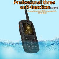 cell phone Intercom Mobile Phone Walkie Talkie Cell Phone For A17A16+ Land Rover Discovery3G Android 4.4 Software Zello Intercom Cell Phone (1)