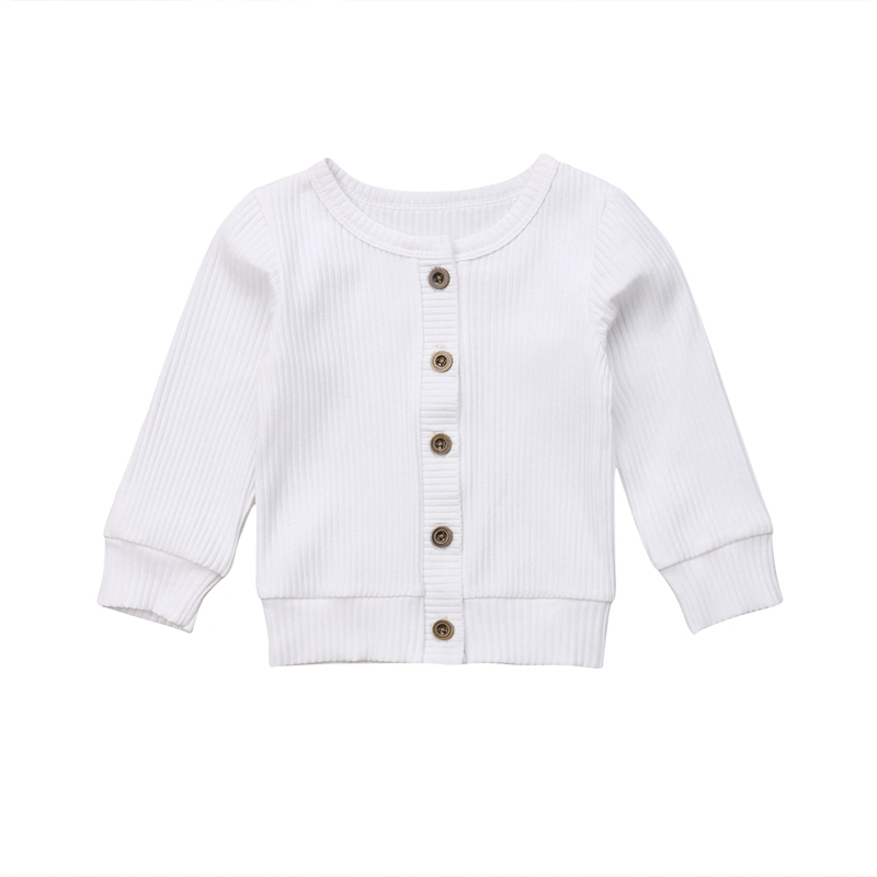 Children Baby Kids Girl Boy Knitted Sweater Cardigan Tops Outfit Colorful Tees in Sweaters from Mother Kids