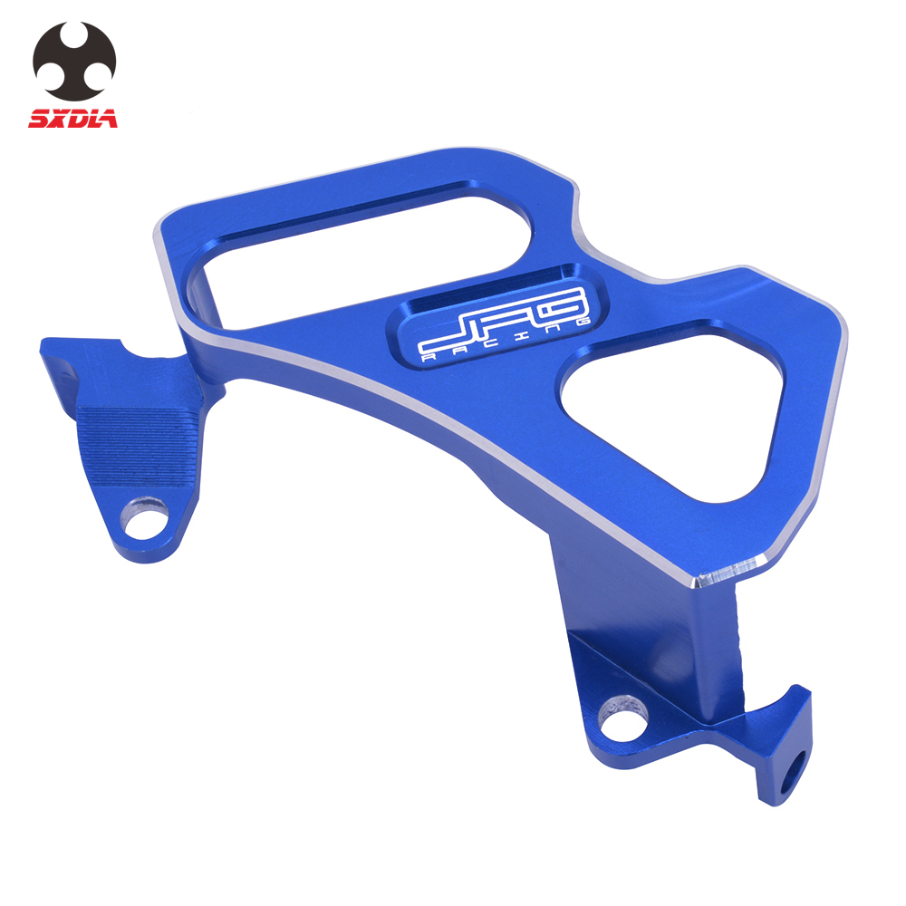 Motorcycle CNC Rear Caliper Guard Cover For Huaqvarna 2014 2019 Husbearg 2009 2012 KTM TE TE FE FC 125 250 350 450 501