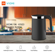 Xiaomi Kettle Intelligent VIOMI Pro Thermostat Anti-scald Water Kettle Household 1.5L 304 Stainless Steel Electric Kettle 1800W electric kettle 304 stainless steel household automatic