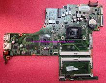 Echte 809408 601 809408 501 809408 001 DA0X21MB6D0 R7M360 2 GB A10 8700P Laptop Moederbord voor HP 15  AB 15Z AB00 NoteBook PC