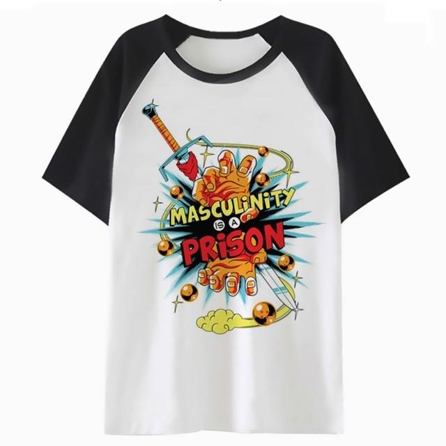 Dragon ball T-shirt vegeta & goku Short Sleeve O-Neck