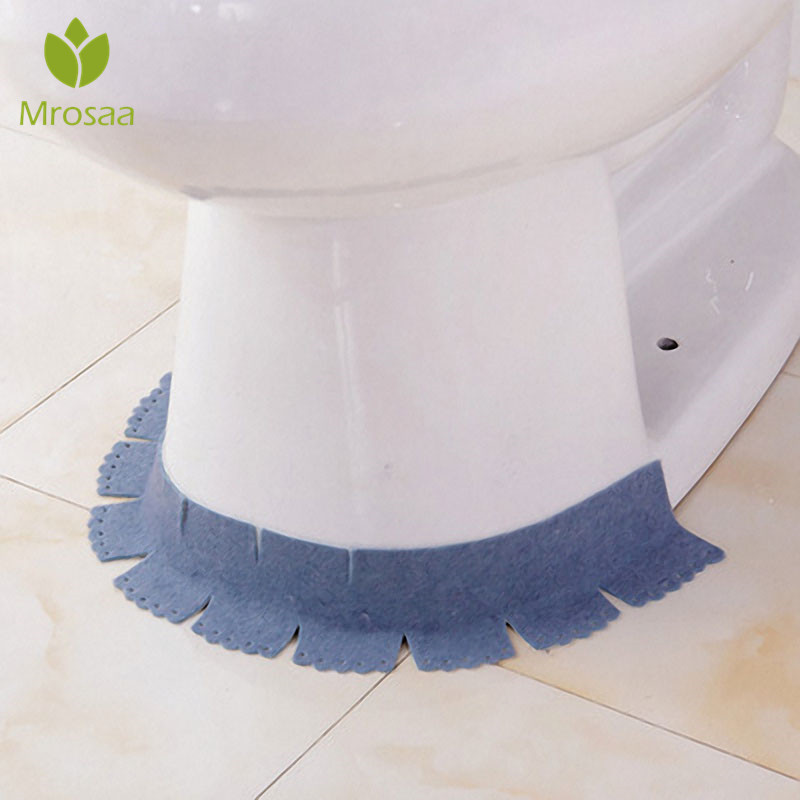 Animals:  Creative Cartoon Toilet Base Sticker Waterproof Anti-fouling Animals Colorful Stickers Pasters Bathroom Products Home Decoration - Martin's & Co