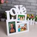 Креативная семейная ПВХ подвесная настенная фоторамка с 3 картинками рамка для гостиной художественный Декор