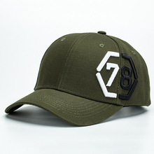 New Number 78 Embroidery Women Baseball Cap Fashion Casual Sports Hat Men Dad Hat Green Red White Black Gray 5 Colors