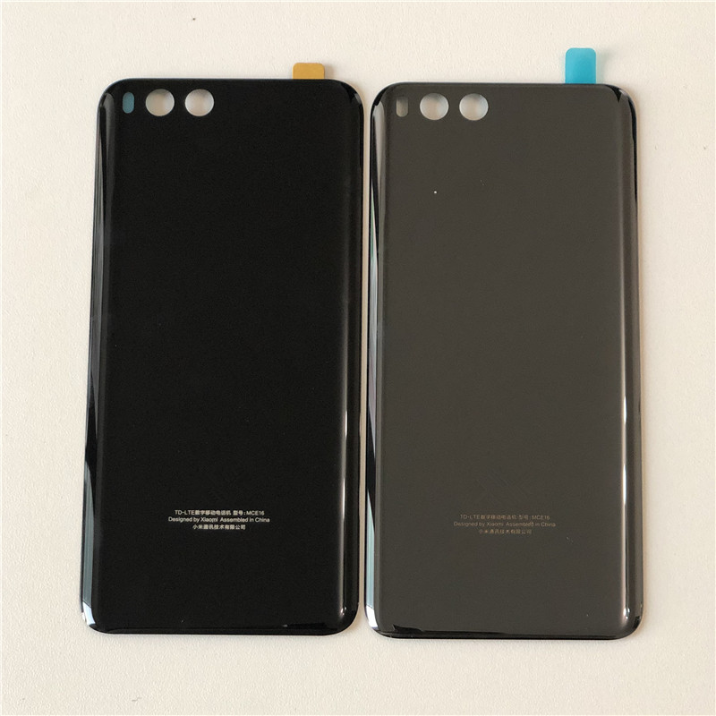 M&Sen For 5.15 Xiaomi 6 Mi 6 Mi6 M6 Ceramic OR Glass Battery Cover Housing Rear Door Case With 3M Adhensive For Xiaomi Mi 6M&Sen For 5.15 Xiaomi 6 Mi 6 Mi6 M6 Ceramic OR Glass Battery Cover Housing Rear Door Case With 3M Adhensive For Xiaomi Mi 6