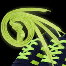 1 pair Shoelaces Unisex Elastic Shoe Laces For Men Women All Sneakers Fit Strap Sport Shoes sneakers Reflective laces(China)