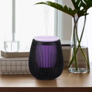Image 4 - Hava nemlendirici uçucu yağ difüzör aromaterapi lamba elektrikli Aroma YAYICI Mist Maker nemlendirici ev için