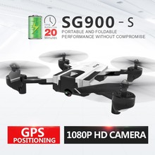 Upgraded Version Sg900s X192 GPS Quadcopter 1080p HD Camera Rc Helicopter Fixed Point Wifi Fpv Drone Follow Me Mode Dron RC Toys