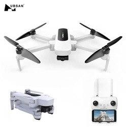 Оригинальный Hubsan H117S Zino GPS 5,8G 1KM FPV RC Дрон Квадрокоптер с 4K UHD камерой 3-осевой шарнир UAV-RTF панорамная съемка