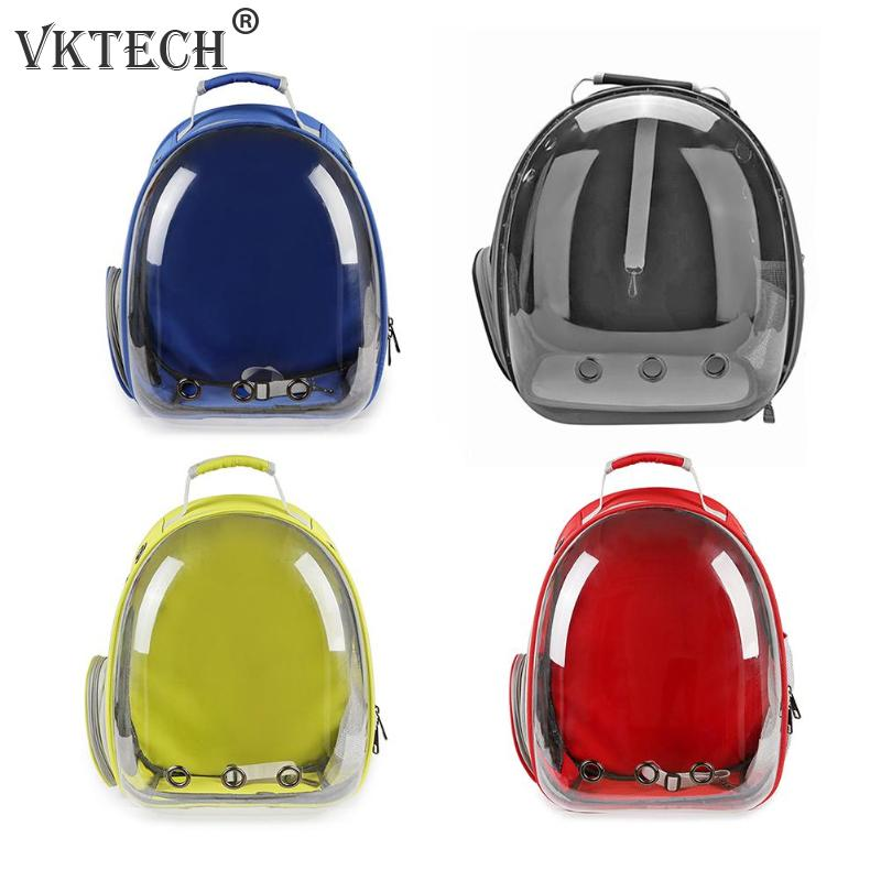 Image 5 - Breathable Pet Carrier Bag Portable Cat Dog Bag Basket Portable Outdoor Travel Backpack Pets Carrying Cage Pet SuppliesDog Carriers   -