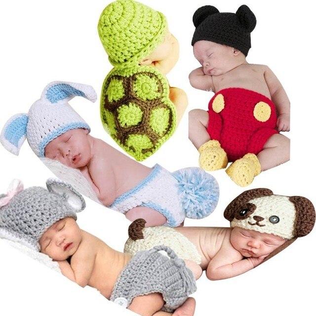 Boutique en ligne cc632 031a6 € 14.22 10% de DESCUENTO|Aliexpress.com: Comprar Bebé recién nacido ropa de  bebé de lana ropa de bebé niña de dibujos animados bebé niño Mickey ropa ...